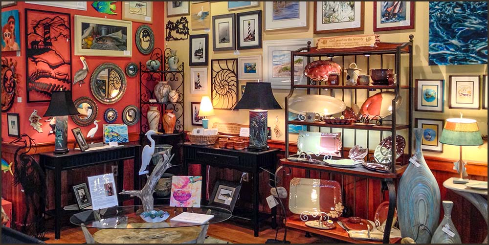 Seaworthy gallery hatteras nc home decor for Home decor hwy 6